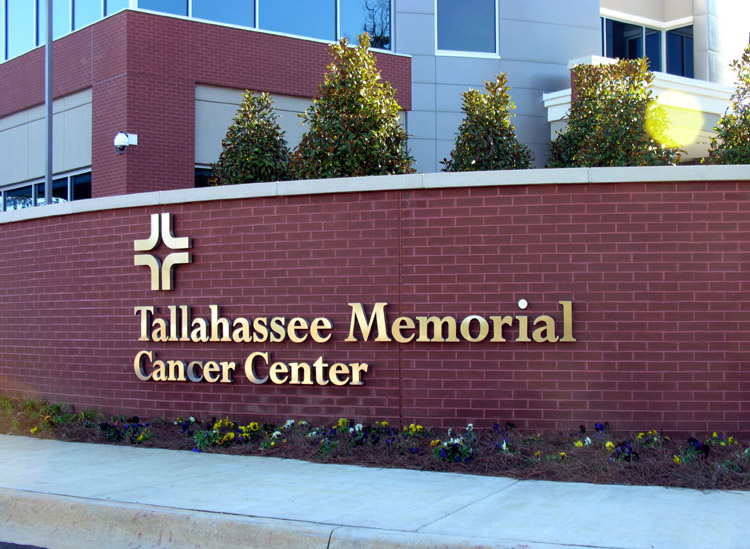 Full Moon Signs U0026 Graphics ®   Exterior Dimensional Metal Letters    Tallahassee, Florida